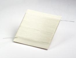 Elastischer Perlonfaden 0,6mm (transparent), 1 Stück -