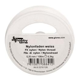 Nylonfaden 0,35mm 100m -